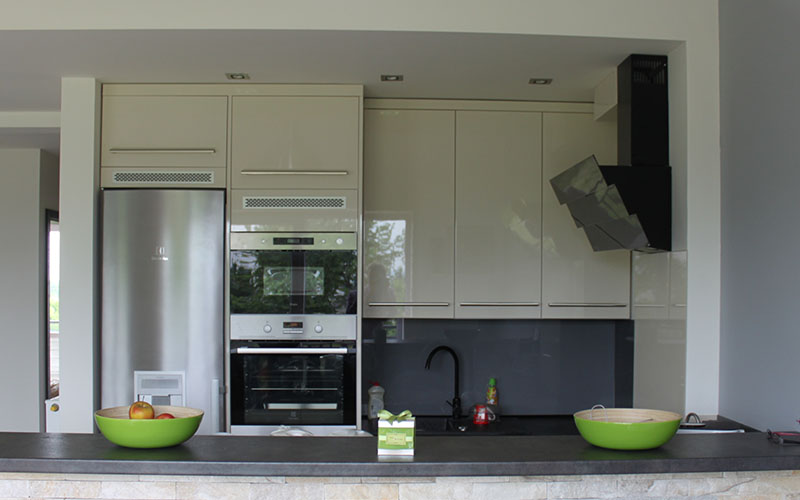 Studio mebli kuchennych  GLOMMA -> Kuchnia Na Wymiar Do Samodzielnego Montażu